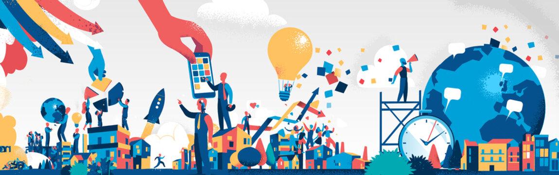 Società dell'Innovazione e della Comunicazione
