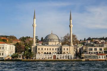 Beylerbeyi Mosque in Istanbul, Turkey
