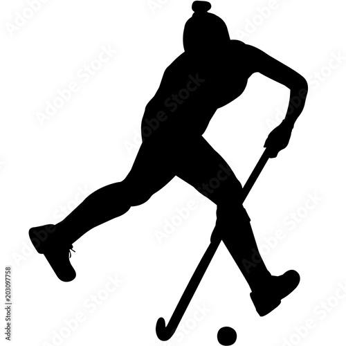 Ice Hockey Silhouette Ice Hockey Player Goalie Clipart Ice Hockey