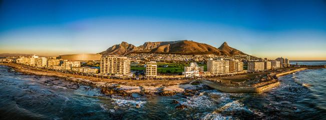 Ocean to Table Mountain Pano