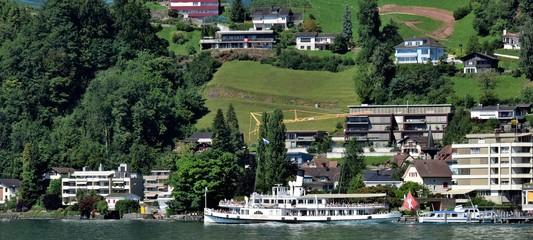 suisse lacustre