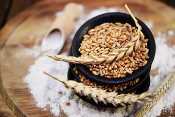 Getreide,Körner,Mehl