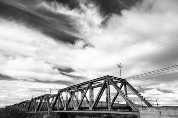African Railway Bridge