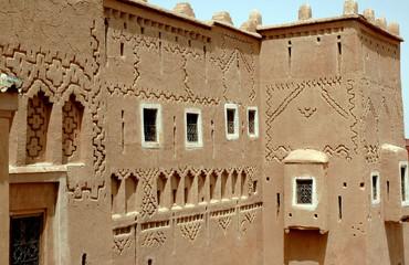 Kasbat de Taourit, Maroc