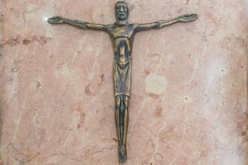 Cross with Jesus Christ