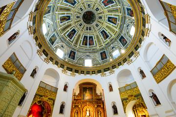 Iglesia del Santo Cristo de la Salud, Malaga, Andalusia, Spain
