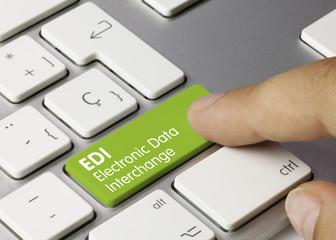 EDI Electronic Data Interchange EDI