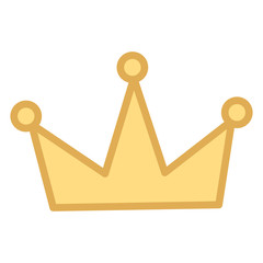crown royal jewelry icon image vector illustration