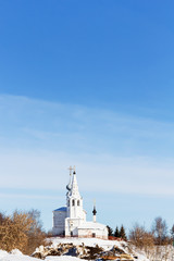 Church of Saints Cosmas and Damian in Suzdal