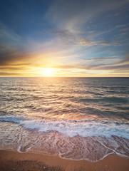 Beautiful seascape beach.