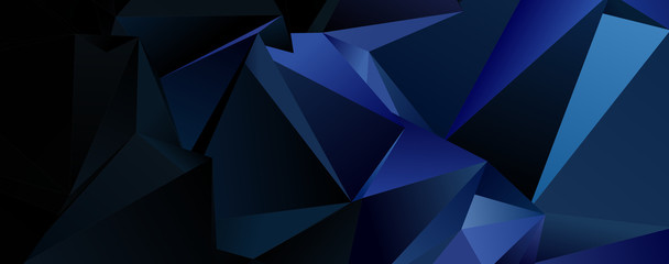 Abstract background. mosaic triangulated texture