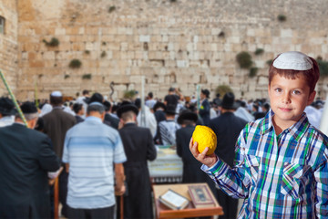 Jewish holiday Sukkot