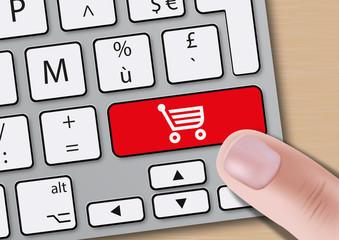 e commerce - commerce - connexion - web - internet - communication - réseau - en ligne