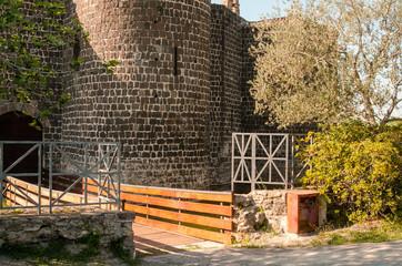 castle of Vulci