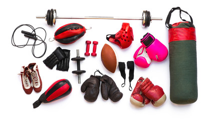 sports equipment for martial arts