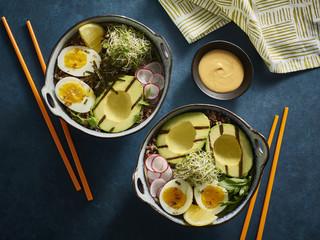 Grilled Avocado Bowl