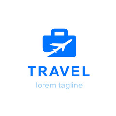 Travel logo, company logo design