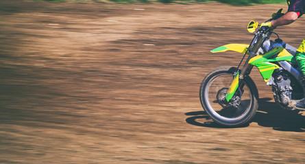 Motocross concept
