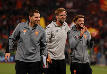 Champions League Semi Final Second Leg - AS Roma v Liverpool