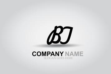 Vector Hand Drawn Letter BT Style Alphabet Font.