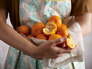 Oranges Fotoväggar