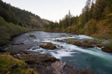 North Umpqua River Oregon