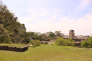 Mexico Palenque Chiapas