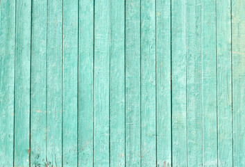 Shabby green vintage wooden background