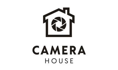 Camera House logo design inspiration