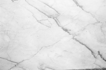 White marble texture for background and interior design.