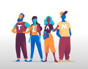Team di una Startup di Talento