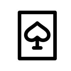 card spade