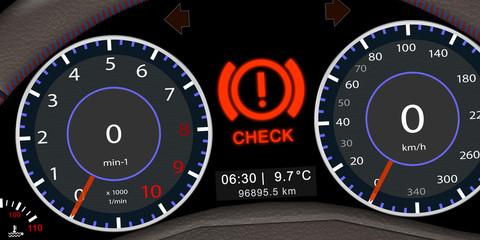 ps_29 ProgrammingScreen - german - Bremsenkontrollleuchte leuchtet / Bremsscheibe / Bremsbeläge verschlissen - english - brake control light / check - 2to1 - g6087