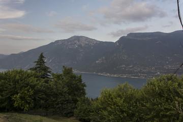 Panorama Lago di Garda Ovest