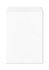 Large A4 white enveloppe mockup template