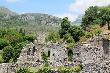 Old Bar citadel, Montenegro