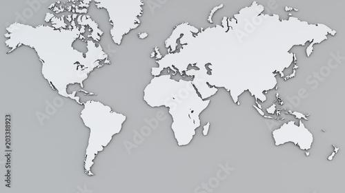 Cartina Mondo In Sughero.Cartina Mondo Tablon