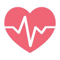 Herz Symbol Puls