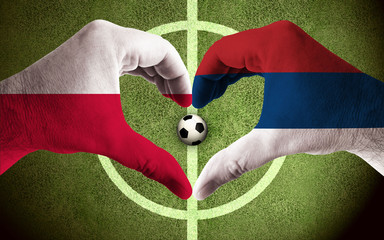 Poland vs Sebia