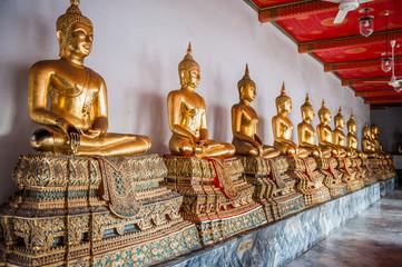 Temples Bangkok, Thailande