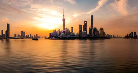 The Sunrise's Shanghai Bund Panorama