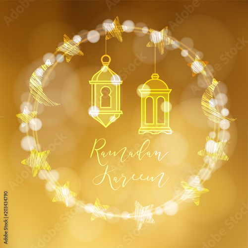 Wonderful Moon Star Light Eid Al-Fitr Decorations - 500_F_203434790_jMxsECXDWqJbVNLV2kgPFx6wqaNkCJJm  2018_804482 .jpg