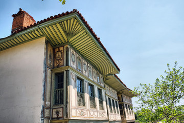 Cakiraga Mansion in Birgi, Izmir, Turkey
