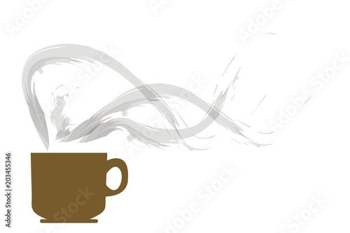 """""""Taza De Café Caliente."""" Stock Image And Royalty-free"""