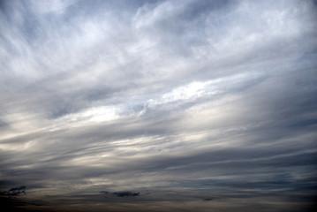Cloud sky background.