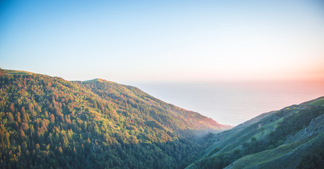 Gorgeous View, Pacific Coast