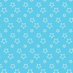 Star pattern wallpaper