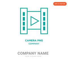 camera company logo design