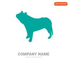 english bulldog company logo design