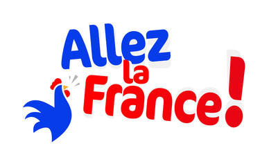 Allez la France !